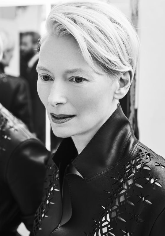 Tilda Swinton – Variety Portrait Studio at the 2019 Indie Spirit Awards