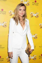 """Tilly Keeper – """"9 to 5 The Musical"""" Gala Evening in London 02/17/2019"""