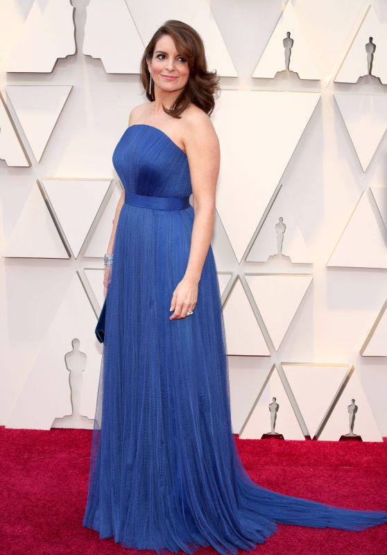 Tina Fey – Oscars 2019 Red Carpet