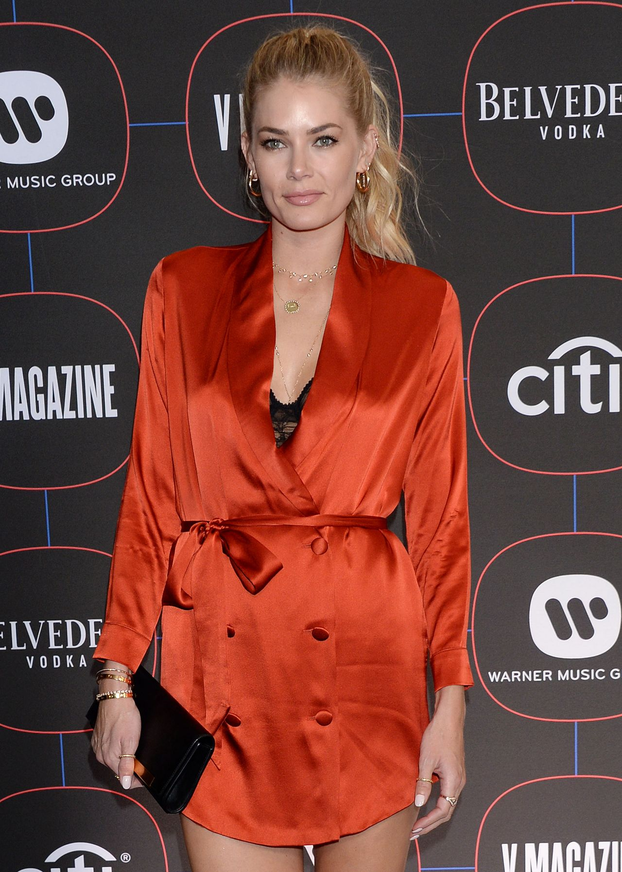 Tori Praver Warner Music Pre Grammy Party 2019