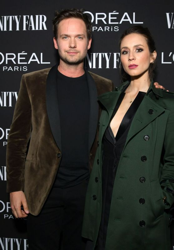 Troian Bellisario – Vanity Fair & LOréal Paris Celebrate New Hollywood 02/19/2019