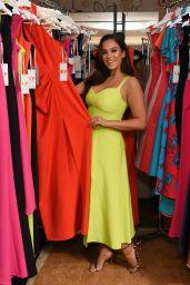 Vicky Pattison - Goddiva Clothing Launch in London 02/04/2019