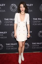 """Violett Beane - """"God Friended Me"""" Screening & Discussion in NY"""