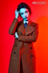 Violett Beane - Photoshoot for A Book of Magazine February 2019