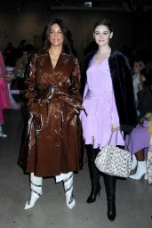 Virginia Gardner and Veronica Webb - TIBI Fashion Show in NYC 02/10/2019