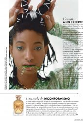 Willow Smith - Glamour Magazine Spain March 2019