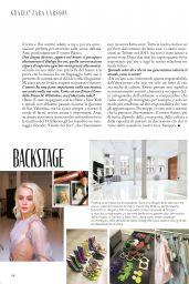 Zara Larsson - Grazia Italia 02/21/2019