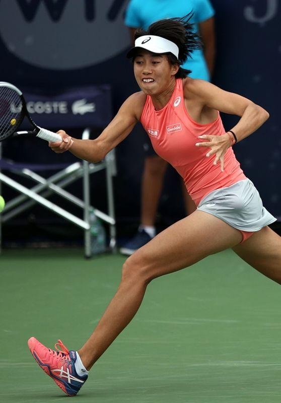 Zhang Shuai – 2019 Dubai Tennis Championship 02/19/2019