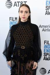Zoe Kazan – 2019 Film Independent Spirit Awards