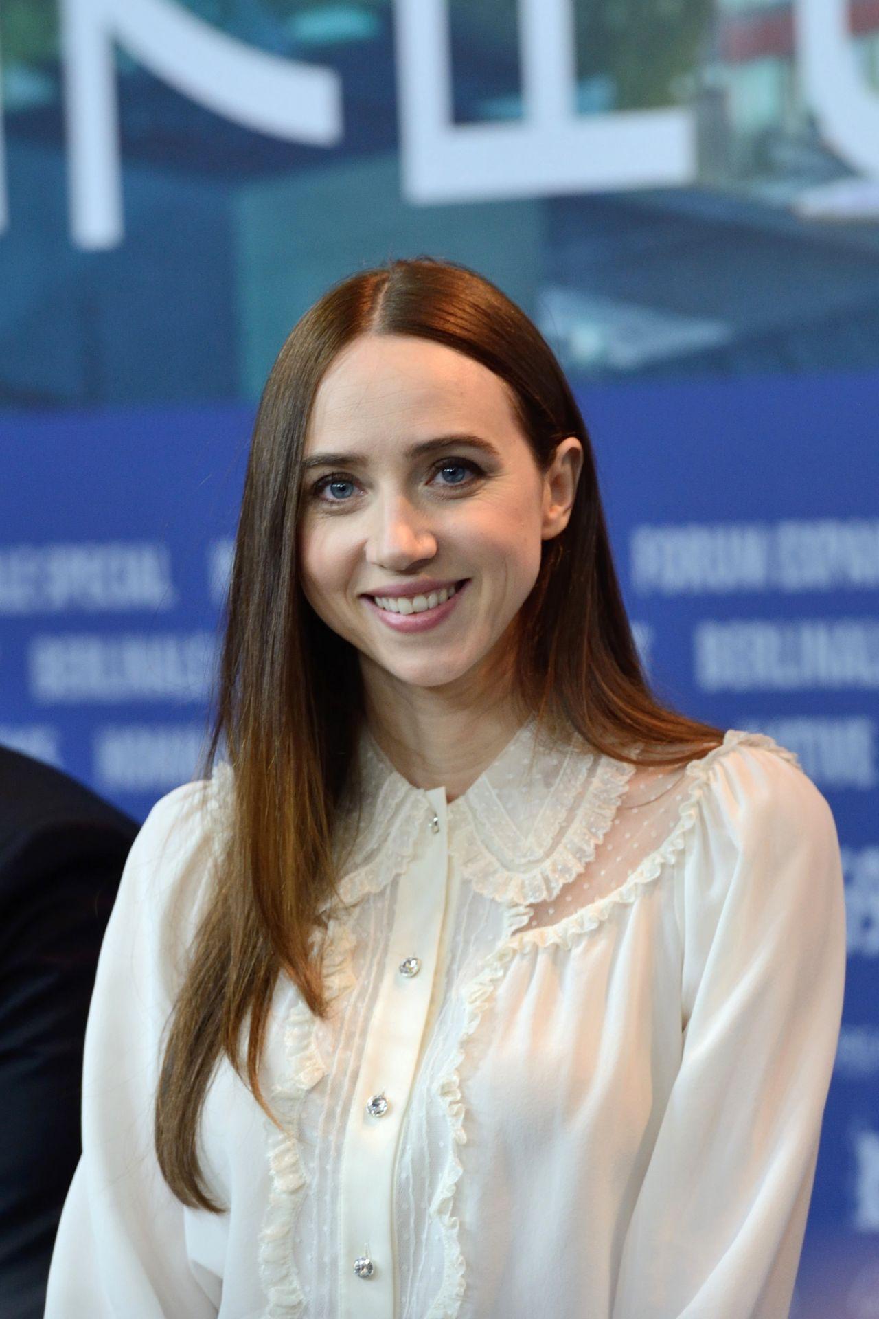 "Zoe Kazan - ""The Kindness Of Strangers"" Press Conference ..."