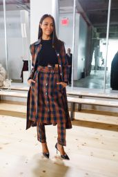"Zoe Saldana - ""Science Fair"" TV Show Panel at TCA Winter Press Tour in LA 02/10/2019"