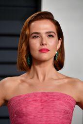 Zoey Deutch – 2019 Vanity Fair Oscar Party