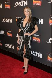 "Zulay Henao - ""The Oath"" Season 2 Exclusive Screening Event in LA"