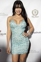 Mitra Jahanmiry – 2019 Babes in Toyland Pet Edition Charity Red Carpet