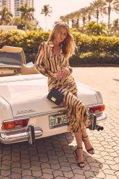 Abbey Clancy - X Lipsy Range Golden Hour Girl 2019 (more pics)