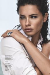 Adriana Lima – HOLA! Fashion Magazine March 2019 Issue