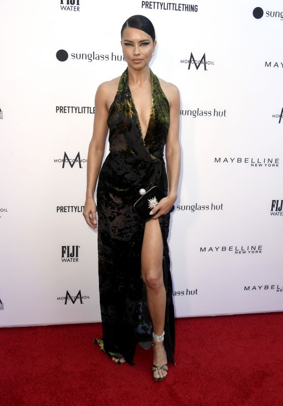 Adriana Lima – The Daily Front Row Fashion Awards 2019