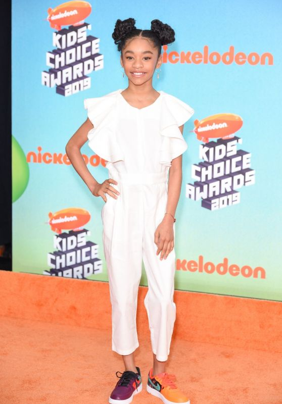 Akira Akbar – Kids' Choice Awards 2019