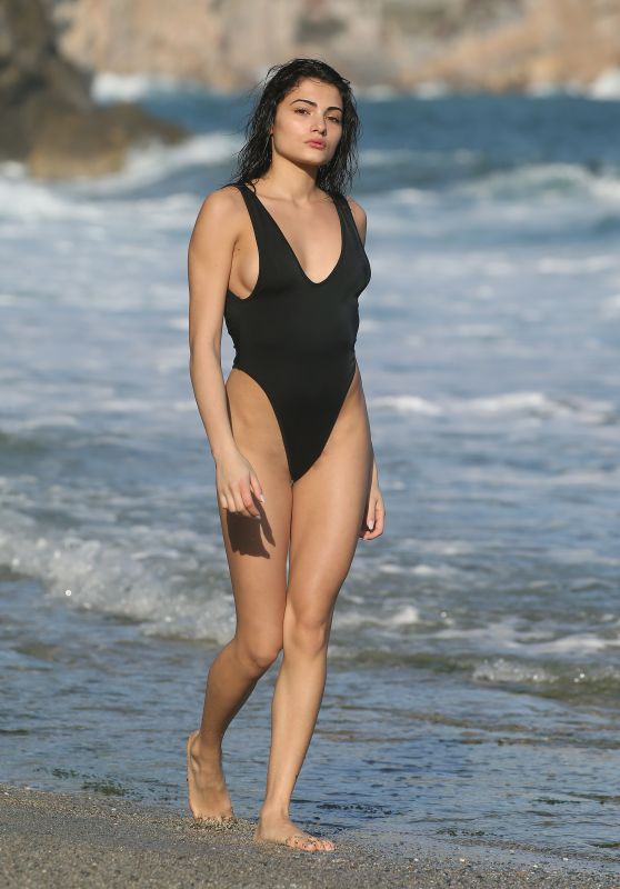 Alessia Veneziano in Swimsuit 03/09/2019
