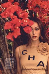 Alica Debnam-Carey - InStyle Magazine Australia April 2019 Issue