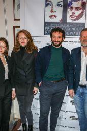 "Alice Isaaz - The 37th ""Romy Schneider And Patrick Dewaere Awards"" Nominee Luncheon in Paris"