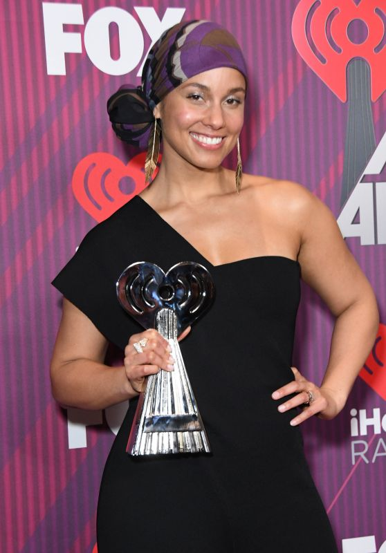 Alicia Keys – 2019 iHeartRadio Music Awards