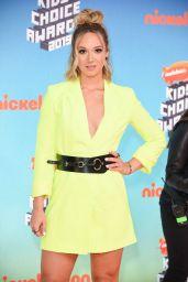 Alisha Marie – Nickelodeon Kids' Choice Awards 2019