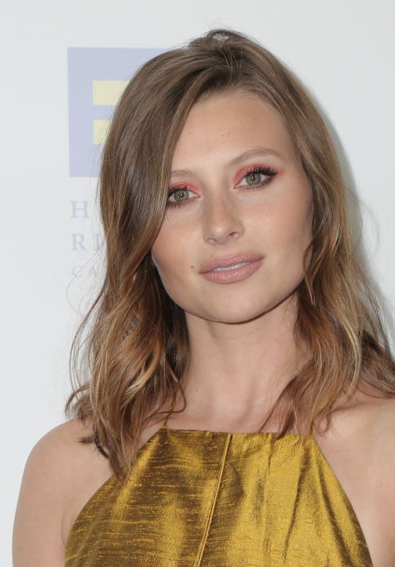 Alyson Aly Michalka - The Human Rights Campaign 2019 Gala Dinner