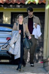 Amber Heard - Leaving Her House in Los Angeles 03/13/2019