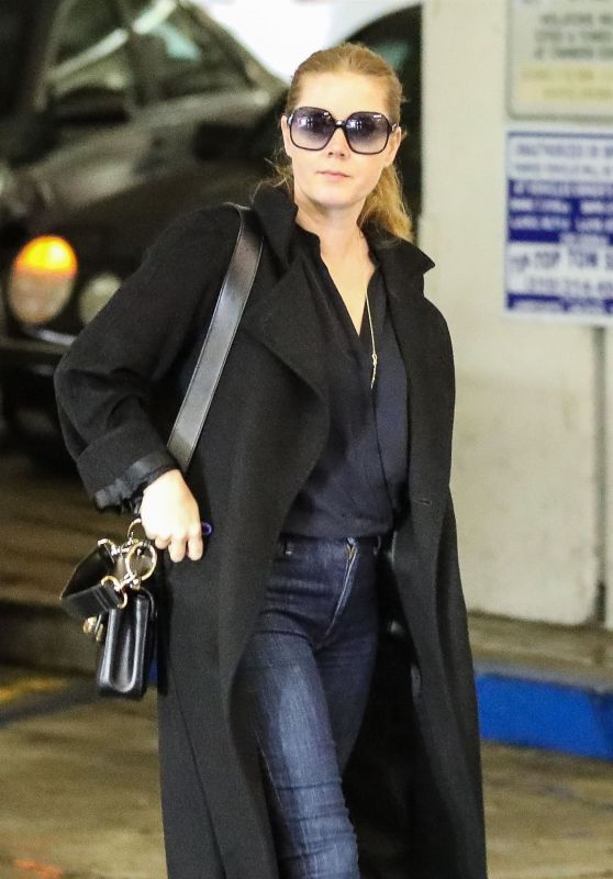 Amy Adams - Stops by Whole Foods in Beverly Hills 03/06/2019