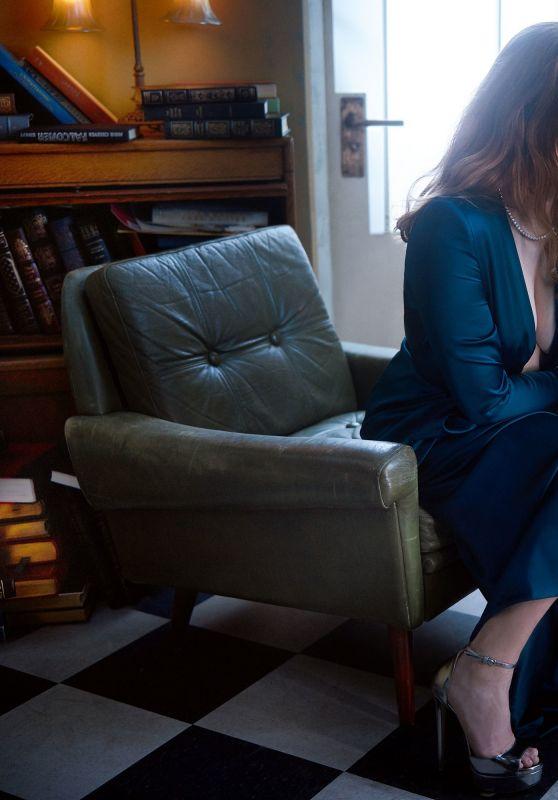 Amy Adams – Vanity Fair Oscar Party Portrait February 2019