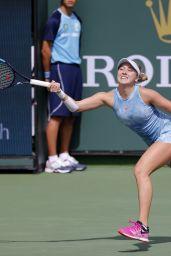 Anastasia Potapova - Qualifying Match for BNP Paribas Open Tennis Tournament in Indian Wells 03/04/2019
