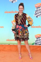 Andrea Barber – Nickelodeon Kids' Choice Awards 2019