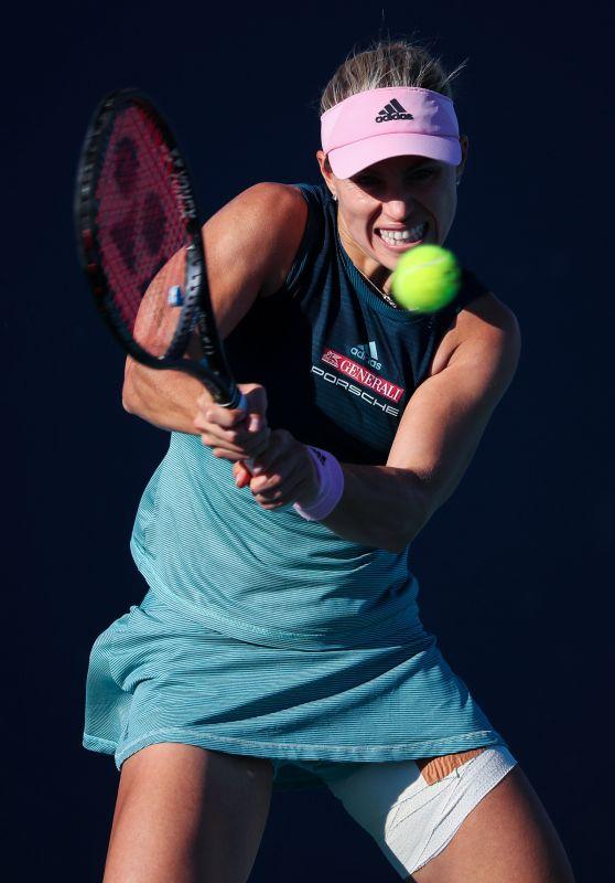 Angelique Kerber – Miami Open Tennis Tournament 03/22/2019