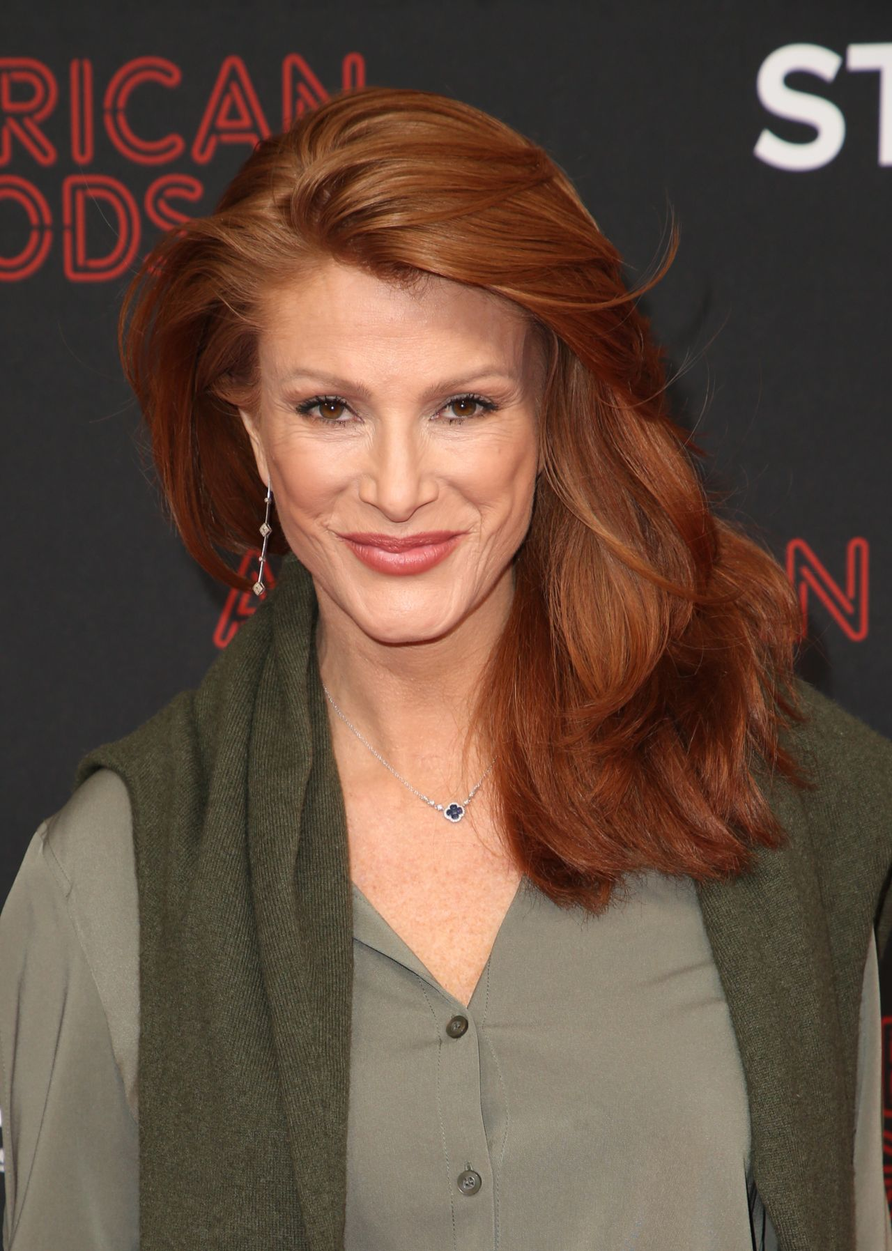ANGIE EVERHART at Womens Guild Cedars-Sinai Annual Spring