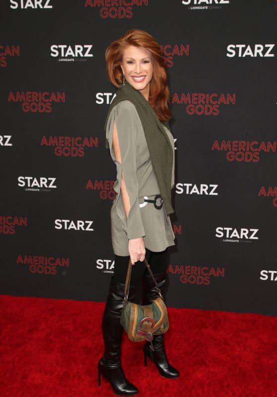 "Angie Everhart – ""American Gods"" Season 2 Premiere in LA"