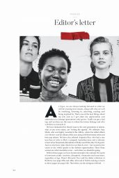 Angourie Rice - Vogue Magazine Australia March 2019 Issue