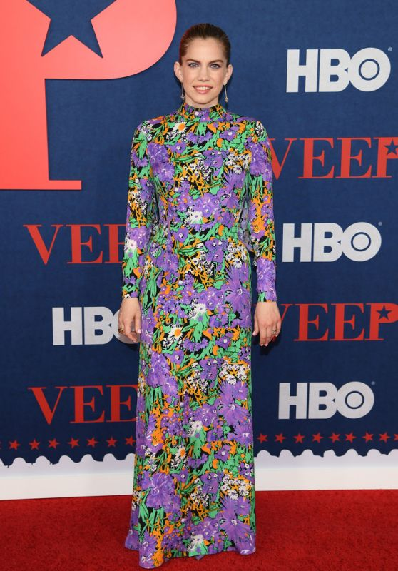 "Anna Chlumsky - ""Veep"" Season 7 Premiere in NYC"