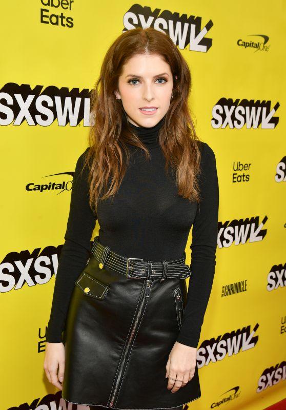 "Anna Kendrick - ""The Day Shall Come"" Premiere at SXSW in Austin"