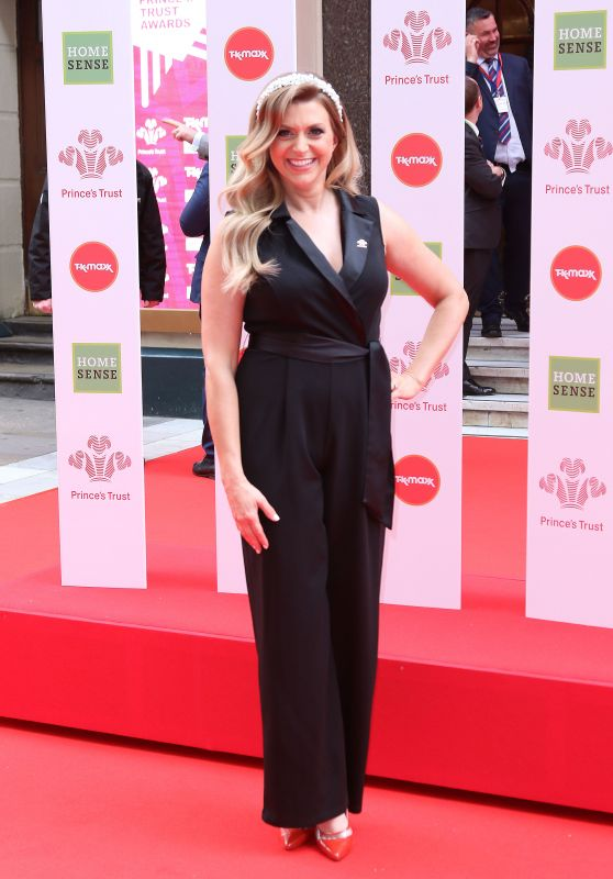 Anna Williamson - The Princes Trust Awards 2019