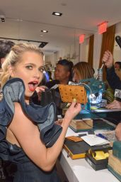 Anne Winters - MCM Global Flagship Store Grand Opening in Beverly Hills 03/14/2019
