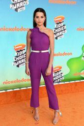 Annie LeBlanc – Kids' Choice Awards 2019