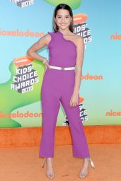 Annie LeBlanc – Kids' Choice Awards 2019