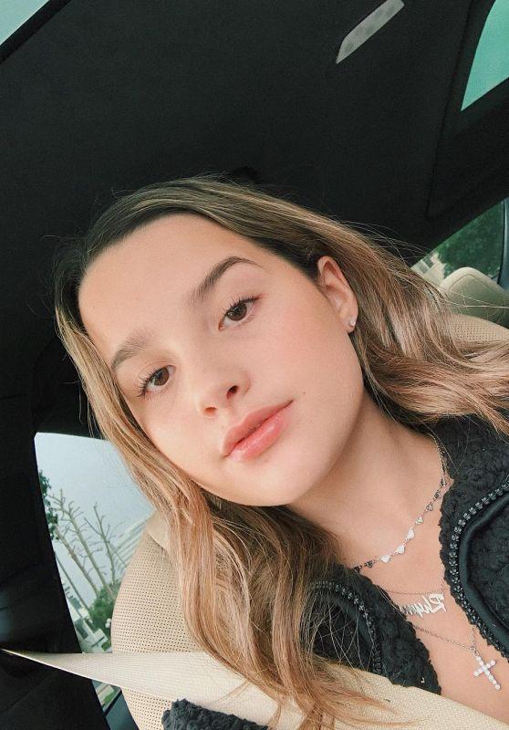 Annie LeBlanc - Personal Pics 03/04/2019