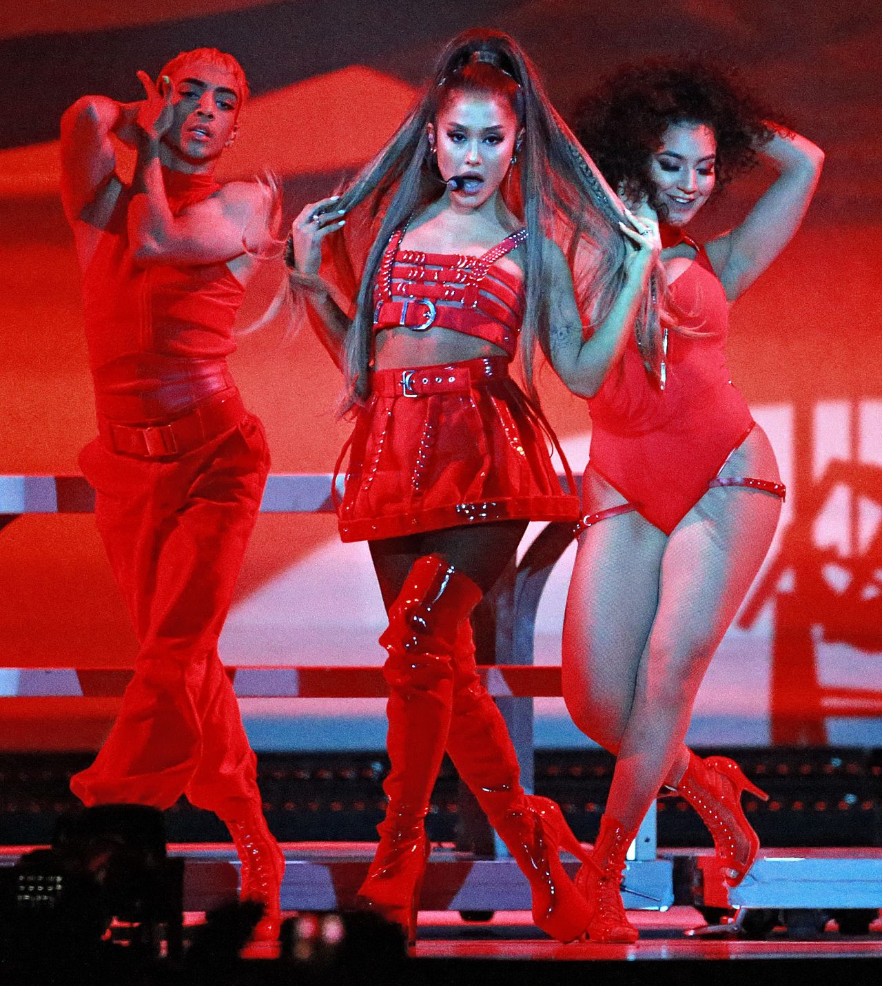 marvelous ariana grande tour outfits 2019 2016