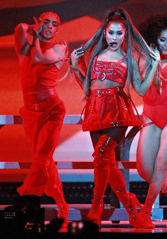Ariana Grande - Sweetener World Tour in Boston 03/20/2019
