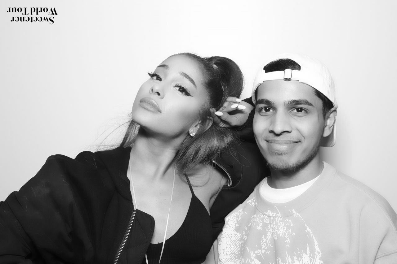 Ariana Grande - Sweetener World Tour Meet & Greet in Albany 03/18/2019