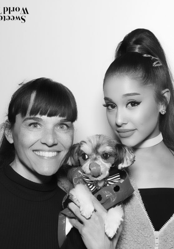 Ariana Grande - Sweetener World Tour Meet & Greet in Boston 03/20/2019