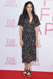 "Ariana Guerra – ""Five Feet Apart"" Premiere in Los Angeles"