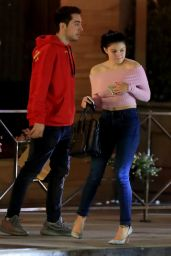 Ariel Winter - Leaving Il Pastaio in Beverly Hills 03/24/2019
